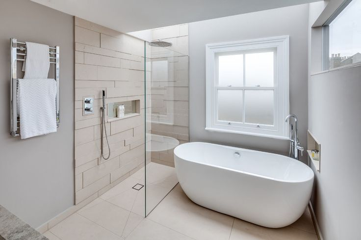 Contemporary Bathroom by JLB Developments