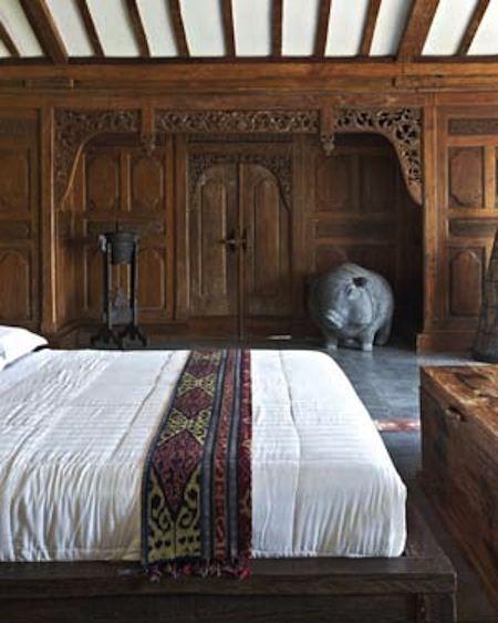 living etc indonesia by aphrochic via flickr bali bedroomwood - Bali Bedroom Design