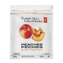 PC Sliced Peaches - Frozen