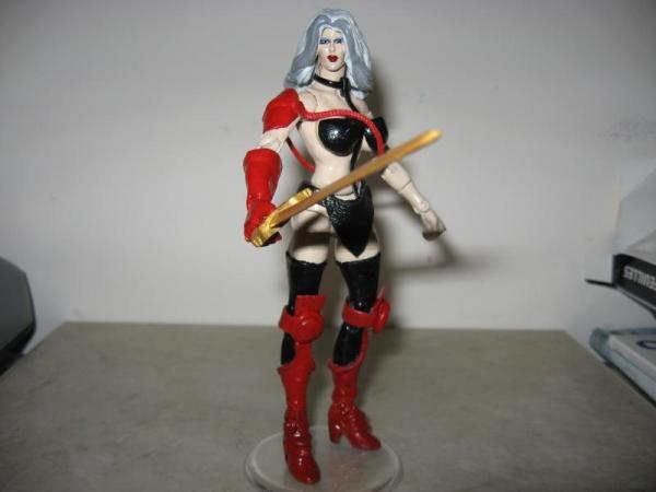 Taarna Action Figure from Heavy Metal