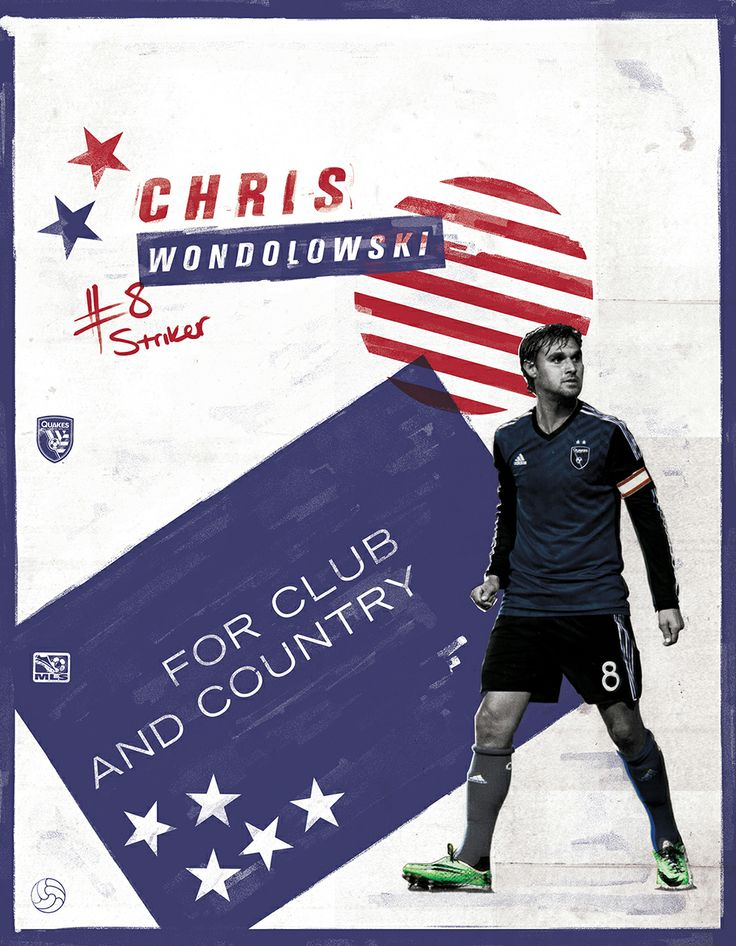 MLS World Cup Heroes Poster 01