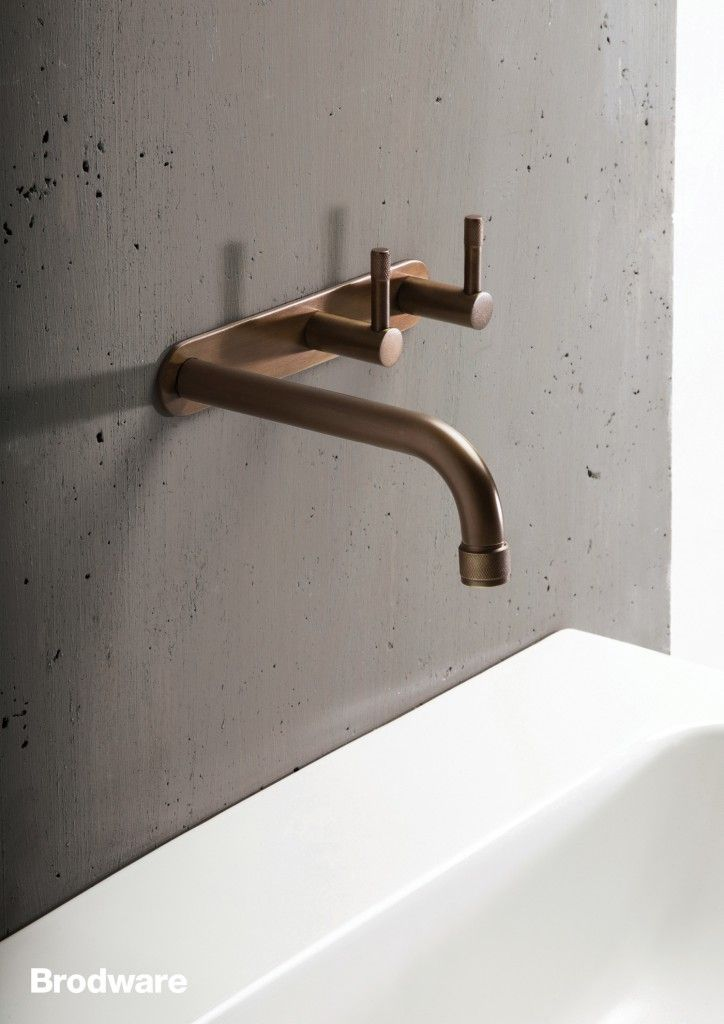 Brodware Yokato sink mixer. Contemporary Heritage faucet?!