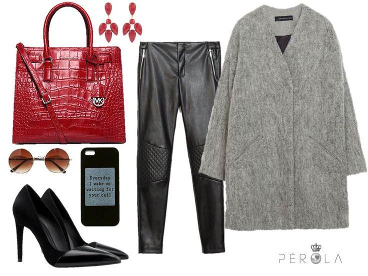 See on blog: http://perolamakeupblog.blogspot.pt/2015/01/outfit-set-1.html
