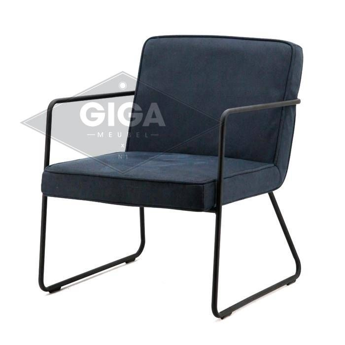 By-Boo Fauteuil Alpha Blue