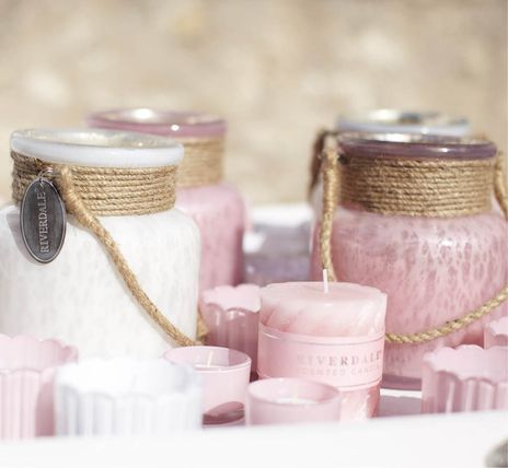 PHOTO ONLY... variety of candles would make a great gift :)