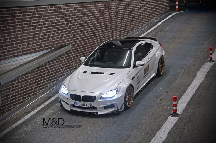 M&D Exclusive Cardesign BMW 650i Coupe
