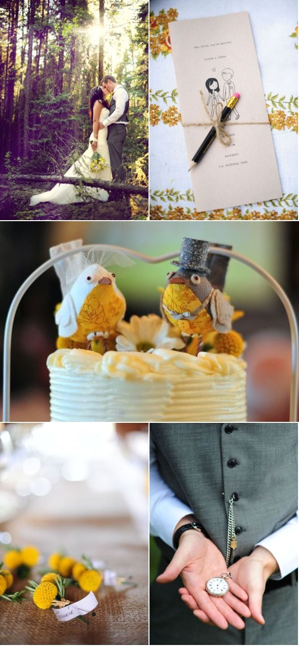 Capturing the bride's creativity