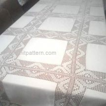 Home Decor Crochet Patterns Part 15
