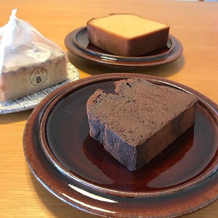 いいね!878件、コメント10件 ― aikoさん(@tententecomai)のInstagramアカウント: 「・ ・ merciさんの誘惑 ・ ・ 密度にうっとり ・ ・ とろけるとろける‥ ・ ・ ・ #ガトーショコラ #タルト #ブランデーケーキ #焼き菓子 #おやつ #chocolate…」