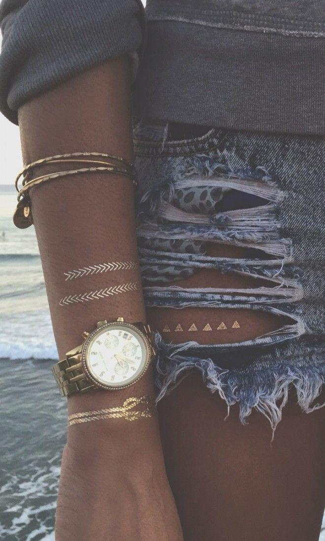 Bracelet temporary tribal tattoos