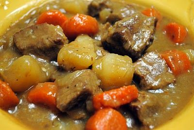 Perfect Simple Beef Stew | that's some good cookin'