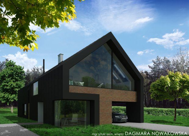 Zdjęcie numer 10 w galerii - Projekt domu w starej stodole. Niesamowita metamorfoza starego budynku [WASZE PROJEKTY]