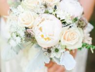Loved this vintage style bouquet we created for a #central #nj #wedding photo shoot. www.perfectweddingflowers.com