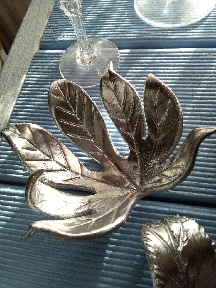 Silver Leaf DAZ Clay