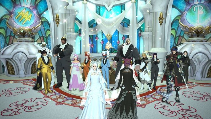 Wedding in FFXIV, it's - http://huntington-post.com/steveslearntoplaypokersite-com/wedding-in-ffxiv-its/