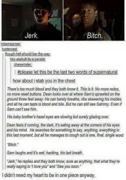 supernatural code words - Google Search