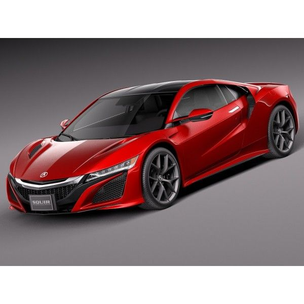 Honda/Acura NSX On Pinterest