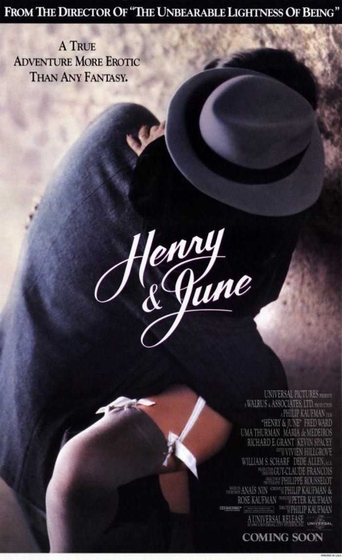Henry & June, Anais Nin.