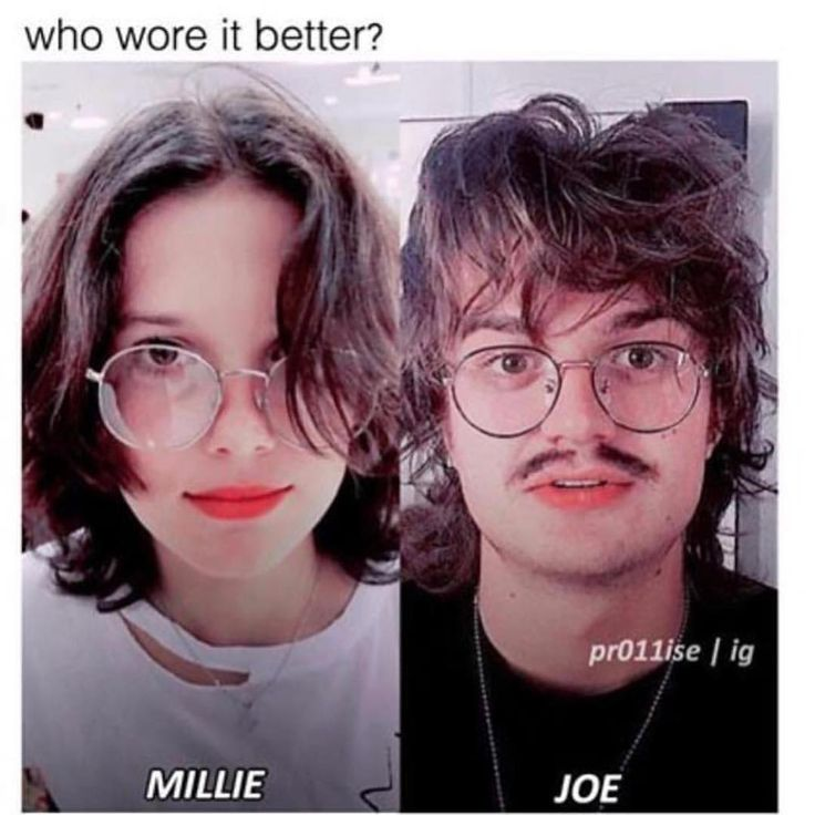 Why the f is millie so pretty