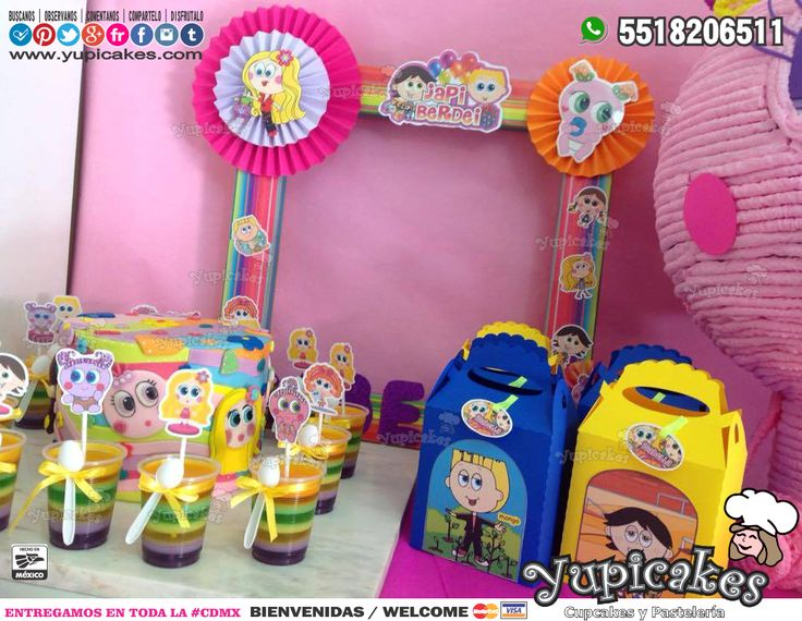 Todo fan de Distroller amará una fiesta con todos estos productos!  Pasteles, Piñatas, Marcos para Fotos, Gelatinas, Loncheras, cupcakes y más productos totalmente PERSONALIZADOS!  ¡Haz tus pedidos HOY!   Cotiza en línea en  www.facebook.com/yupicakes  o vía WhatsApp al ☎ 5518206511  ENTREGAMOS EN TODA LA CDMX #Yupicakes #CDMX #Distroller #Neonatos #Ksimeritos #Mango #Chamoy #ChicoZapote #Tinga #Mole #Machincuepa #Gelatinas #MarcoParaFotos #Piñata #Pastel #Cupcakes #Lonchera