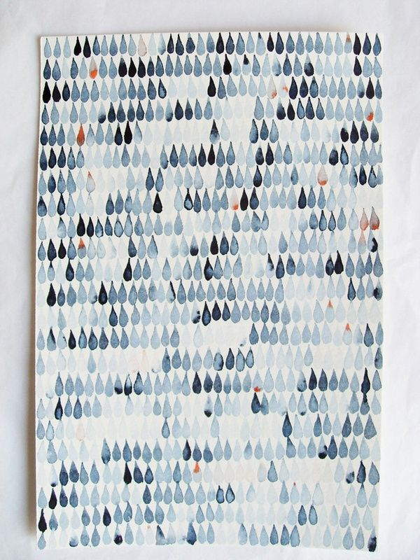 8/25/12poured rain today - cancelled all of our kid activities.  (and I love this piece of art)