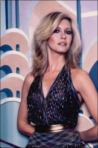Olivia Newton-John in Xanadu!  one of my all time favorite guilty pleasure movies!