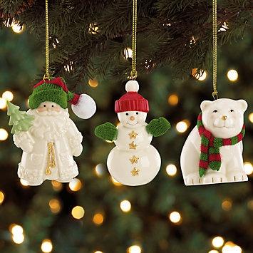 355 Best Lenox Christmas Ornaments Images On Pinterest