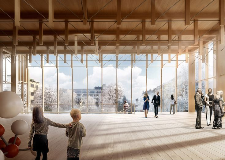 White Arkitekter selected to build timber high-rise in Sweden