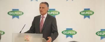 Visita do Presidente da República, Dr. Aníbal Cavaco Silva, às modernas instalações Gelpeixe Loures, Loures