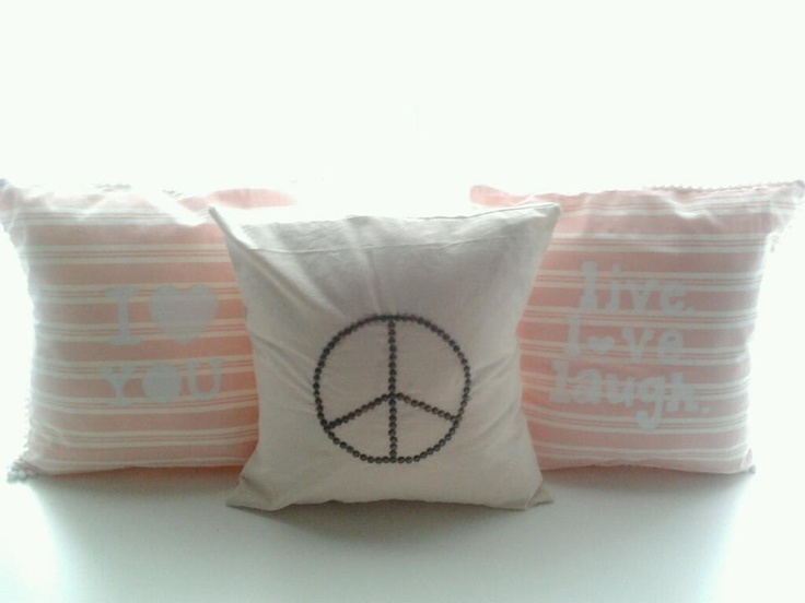 More MOSCÚ pillows on www.facebook.com/MoscuFanPage ! :)