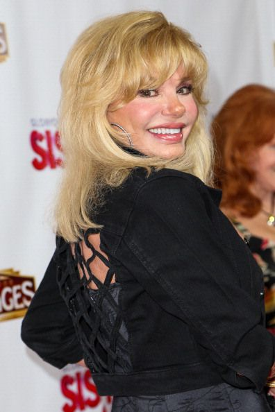 Loni Anderson turned 68 this year. | My Peeps | Pinterest