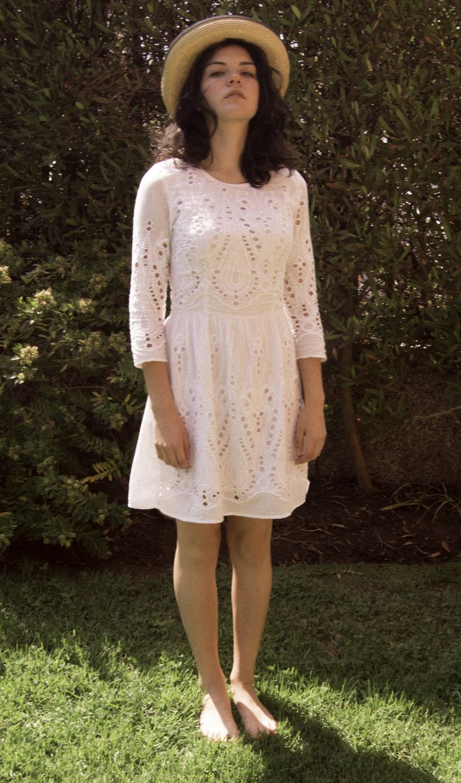 "Naturaleza en mi vestido ""Mango"""