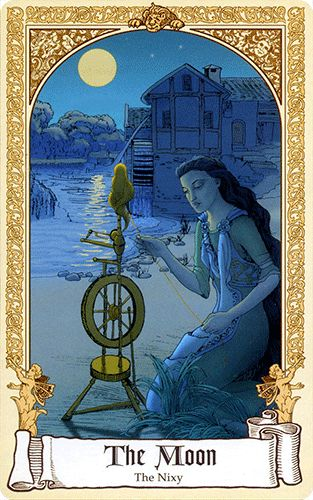 1214 Best Images About TAROT On Pinterest