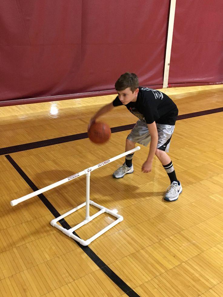 The Dribble Defender Basketball Skills Development Tool