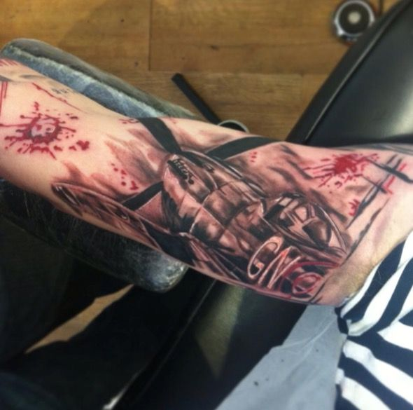 17 best images about cool tattoos on pinterest battle of for Higher ground tattoo