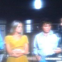 Peggy Lipton, Tige Andrews, Michael Cole, and Clarence Williams III in Mod Squad (1968)