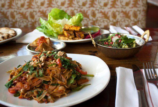 Houston's Best Restaurants for Vegetarians