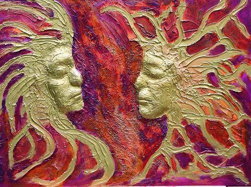 Sacred Marriage http://jeananthony.net/art