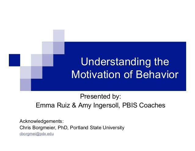 Behavioral Principles Training - BTSA by darrenbattaglia via slideshare