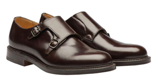 Le scarpe da uomo Church's sono da sempre icona e mito. Il nuovo modello Lambourn è in vitello spazzolato in una vsta gamma di colori.