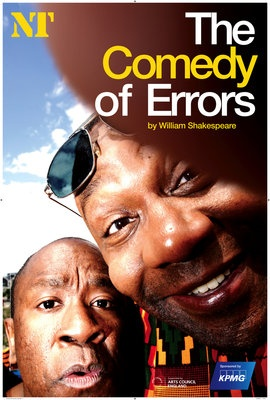 The Comedy of Errors by Anonymous