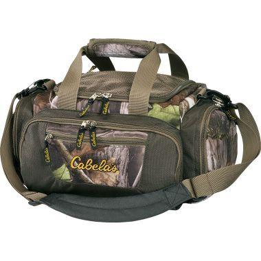 Cabela's Catch-All Camo Gear Bag