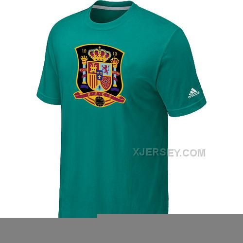 http://www.xjersey.com/adidas-national-team-spain-big-tall-men-tshirt-green.html Only$27.00 ADIDAS NATIONAL TEAM SPAIN BIG & TALL MEN T-SHIRT GREEN Free Shipping!