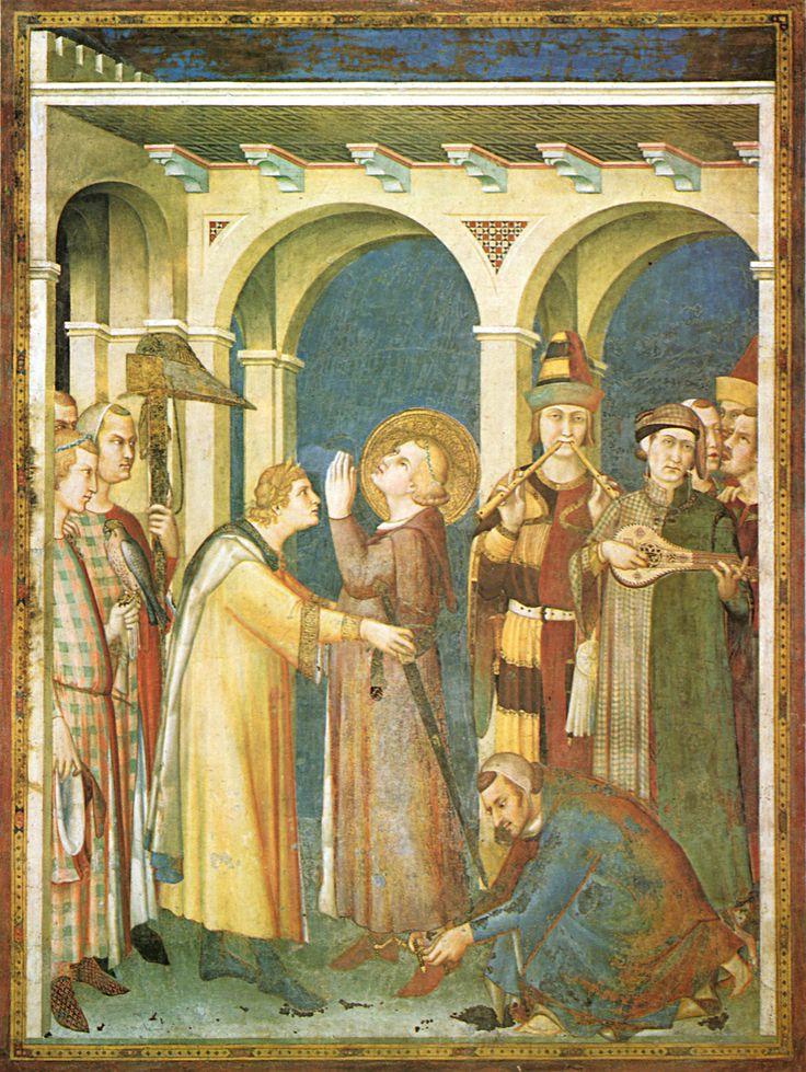 Ho appena inserito nel nostro album Picasa quattro capolavori di Simone Martini tratti dalla Cappella di San Martino della Basilica inferiore di San Francesco (Assisi). Vai alla pagina ultimi inserimenti -http://www.iltesorodisiena.net/p/ultimi-inserimenti.html