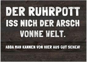 Wir lieben unseren Ruhrpott!