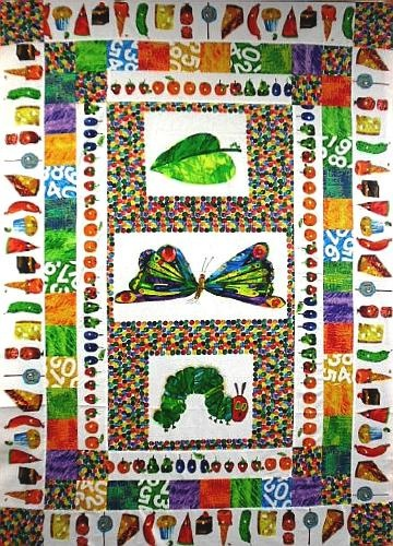 31 best Eric carle images on Pinterest | Art children, Baby crib ... : eric carle quilt kits - Adamdwight.com