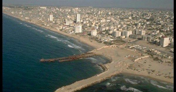 شاهد بالصور بحر غزة أيام زمان Photo City Photo Aerial
