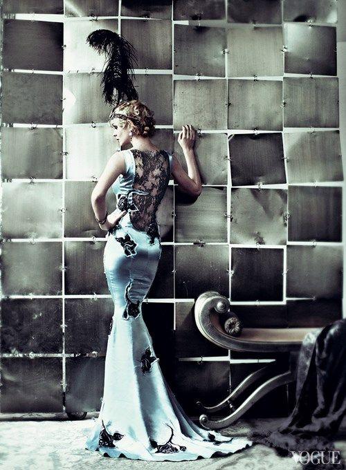 A fotografia editorial de moda