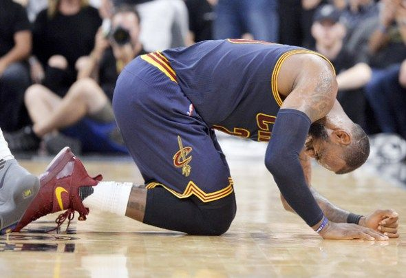 NBA: Cavs need greater than greatest rally