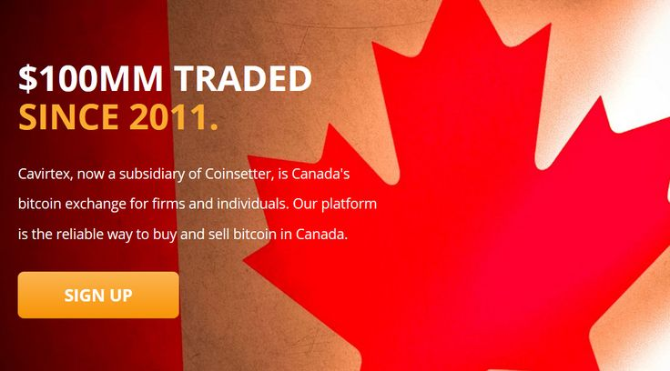 Buying Bitcoin in #canada, here's the top exchanges for quick transactions
